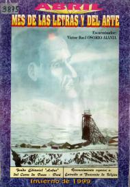 ABRIL MES DE LAS LETRAS Y DEL ARTE invierno del 1999-1
