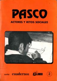 PASCO ACTORES Y RETOS SOCIALES -1