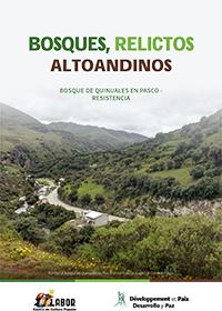 Libro Bosques Altoandinos